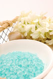 SPA accessories for wellness or relaxing Stock Images
