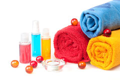 Spa accessory Royalty Free Stock Photography