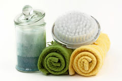 Spa accessory Royalty Free Stock Photos