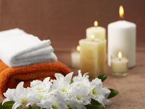Spa ambient Stock Images