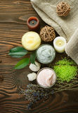Spa And Body Care Royalty Free Stock Photo
