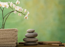 Spa And Wellness Stock Photo
