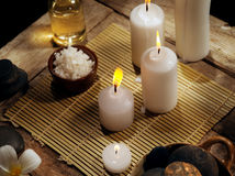 Spa and aroma Royalty Free Stock Image