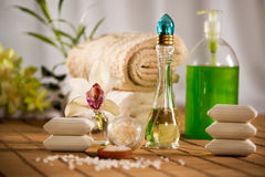 Spa And Aroma Therapy Stock Image