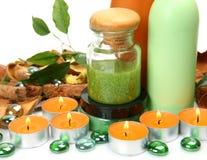 SPA, aromatherapy, μασάζ Στοκ εικόνες με δικαίωμα ελεύθερης χρήσης