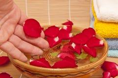 Spa aromatherapy Royalty Free Stock Photo