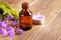 Spa.Aromatherapy Stockfoto