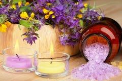Spa.Aromatherapy Foto de archivo libre de regalías
