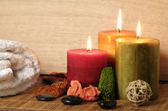 Spa aromatherapy Royalty Free Stock Photography