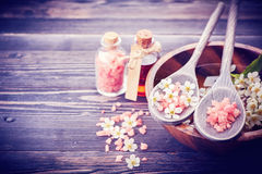 Spa, aromatherapy, body care stock photography