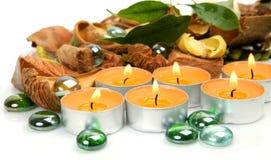 Spa,  aromatherapy, massage Royalty Free Stock Photography
