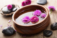 Spa and aromatherapy set Stock Photography