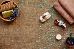Spa aromatics Stock Photos