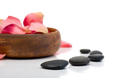 Spa arrangement Royalty Free Stock Images