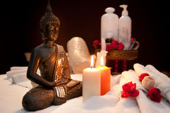SPA atmosphere Royalty Free Stock Photography
