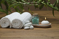 Spa background. Stock Image