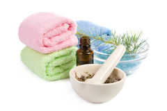 Spa background Stock Photography