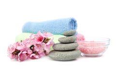 Spa background. Stock Photos