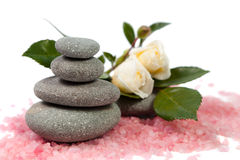 Spa background. Royalty Free Stock Image