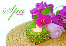 Spa background Royalty Free Stock Photography