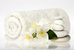 Spa Background Royalty Free Stock Image