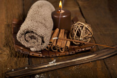 Spa Background Royalty Free Stock Images