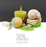SPA background. Shallow DOF. Health concept royalty free stock photo