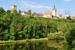 Spa Bad Wimpfen in Germany Stock Photos