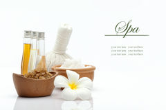 Spa banner Stock Photo