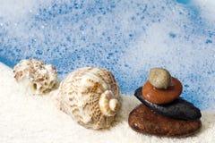 Spa bath Stock Photo