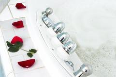 Spa Bath stock photos