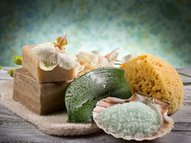 Spa and bath concept Stock Photography