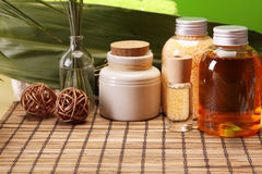 Spa and beauty Stock Image