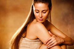 Spa beauty Royalty Free Stock Image