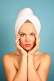 Spa Beauty Royalty Free Stock Photo