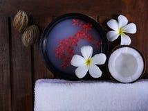 Spa beauty Stock Photography