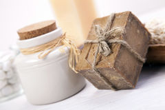 Spa and beauty. Aroma therapy Stock Photography