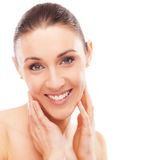 Spa beauty treatment Royalty Free Stock Photography