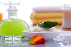 Spa and body care 1 Royalty Free Stock Photography
