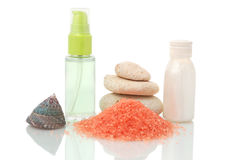 Spa and body care treatment Stock Images