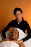 Spa Body Massage Royalty Free Stock Images