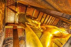 Spać Buddha Zdjęcie Royalty Free