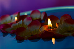 Free SPA Candles Stock Image - 27027701