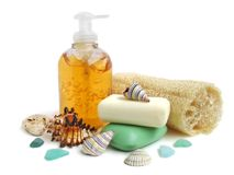 Spa cleanliness Royalty Free Stock Photos
