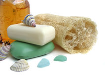 Spa Cleanliness Royalty Free Stock Image