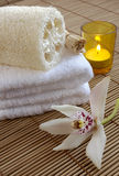 Spa closeup Stock Photography