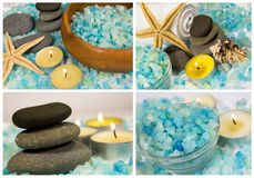 Spa collection Stock Photography