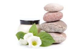 Spa composition Royalty Free Stock Image