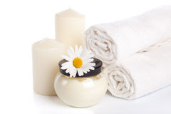 Spa composition. Royalty Free Stock Photo