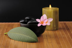 Spa composition Royalty Free Stock Images